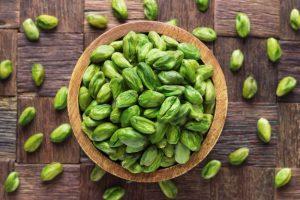 Raw Green Peeled Pistachio Kernel - Opistachio Brand, Raw Pistachio
