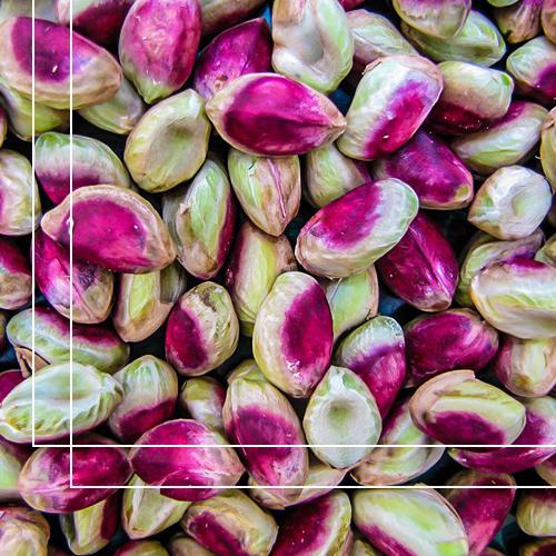 Rosy Pistachio Kernel - Opistachio Brand, Raw Pistachio